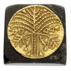 Benaki Museum Shop Paperweight with the tree of life