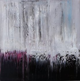 Sofia Petropoulou Rain in the port I (2017)